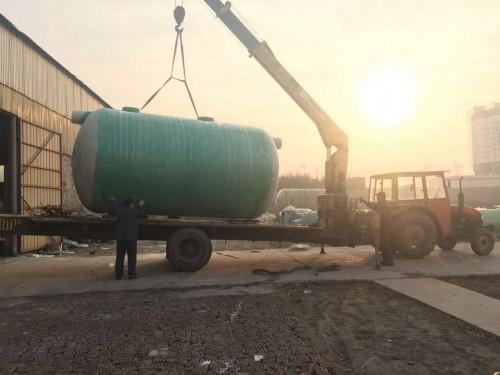 曲阳县玻璃钢化粪池可串联使用