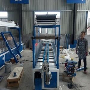吉林专业批发异型铝材包覆机铝材包覆机安装林木机械