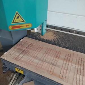 Y轴工作台双伺服电机驱动 高速运行更平稳 木工数控加工中心