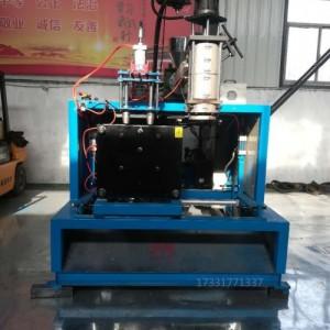 辽宁2L洗衣液桶吹塑机吹瓶机塑料中空制品生产设备