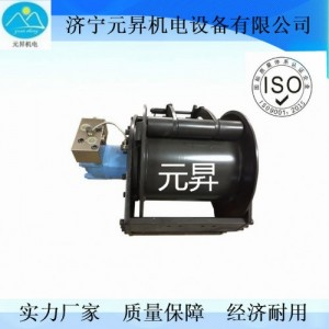 小型改装1吨液压绞车 拉力2吨液压卷扬机 吊车配件 供应
