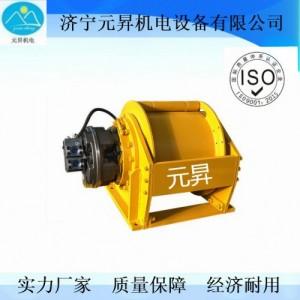 1.0吨液压绞车卷扬机吊车配件应用于船舶码头汽车等起重和牵引