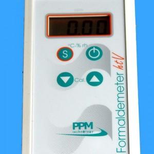 英国PPM-HTV数据甲醛检测仪 进口甲醛测试仪