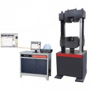 济南WEW-100B微机屏显液压拉力试验机