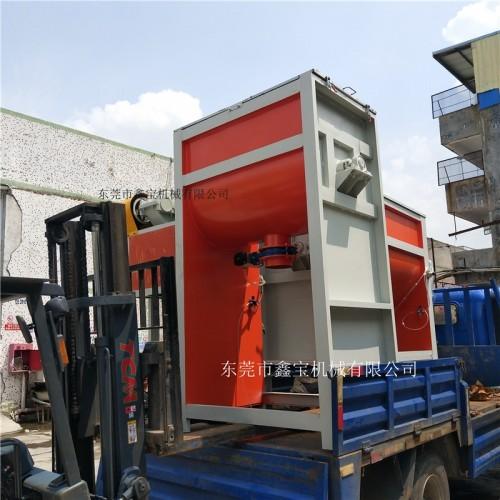 阳江加热卧式拌料机 PVC粉体搅拌机厂家现货可试机