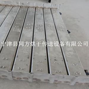 直销不锈钢无缝扣板 特制勾边链板不漏料运行平稳