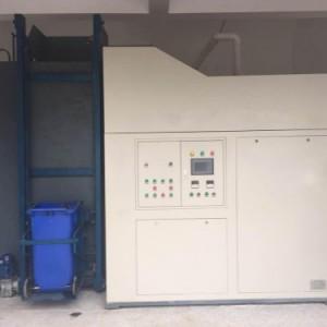 垃圾焚烧炉设备新型研发农村垃圾处理制肥技术餐厨垃圾处理制肥机