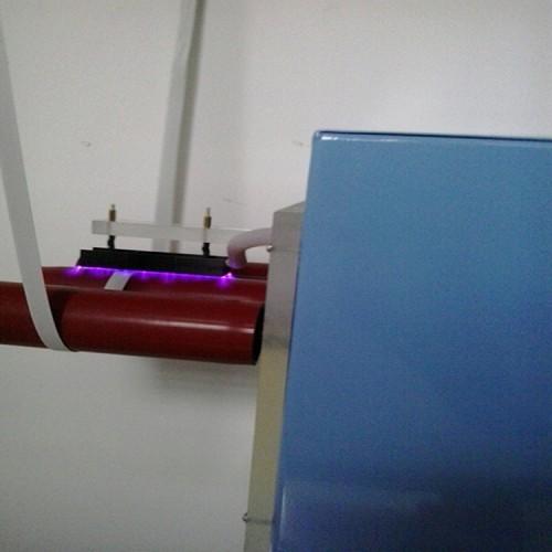 自立牌ZLD型打包带电晕处理机