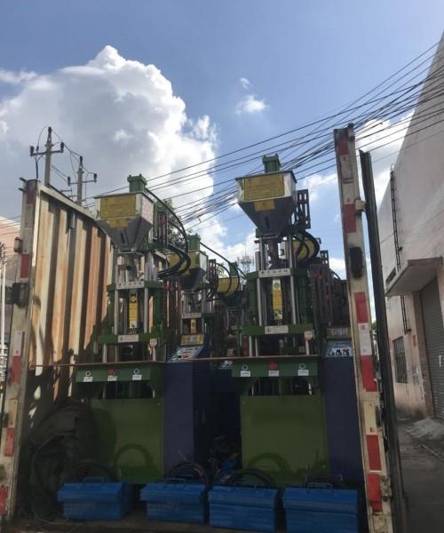 汕頭中揚20噸立式注塑機品牌生產視頻說明書