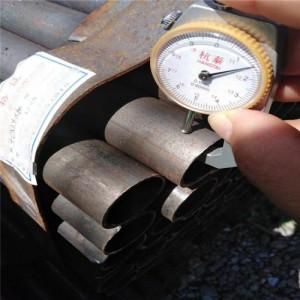 45号冷拔精密厚壁大口径黑退无缝钢管 现货供应 可定尺定做加
