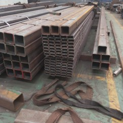 现货Q235B薄壁方管 冷拔无缝方管 焊接方管 厚壁方管
