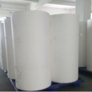 东莞薄型包装纸现货批发印刷40克卷筒白牛皮纸