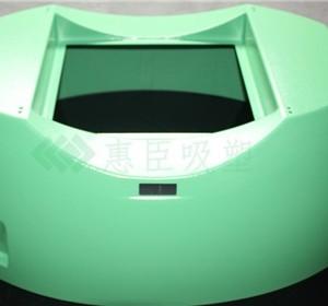 无锡惠臣 厚吸塑加工厚片吸塑制品游戏机显示框外壳厚板吸塑