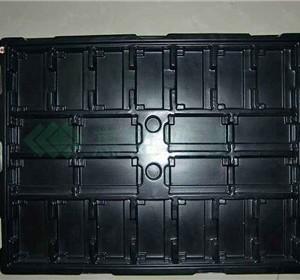 无锡惠臣厂家加工 厚片吸塑托盘制品 车用托盘厚板吸塑