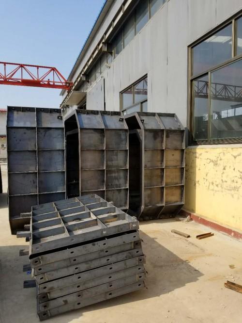 混凝土化粪池钢模具 严密 耐腐蚀 不渗漏