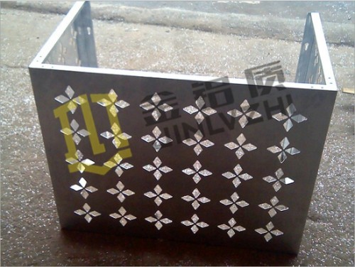 铝合金空调罩厂家  金铝质