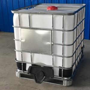 防腐底盘吨桶 耐腐蚀底盘IBC集装桶 中空复合1吨塑料桶