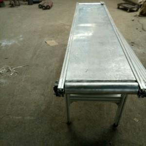 ***生产多功能铝型材输送机 食品包装输送机xy1