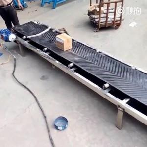 ***生产流水线食品包装输送机 食品专用输送机xy1