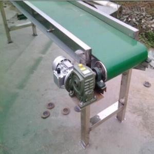 工业铝型材输送机 耐用食品包装输送机
