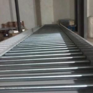 上海自动化设备与包装机械 纸箱动力辊筒输送机