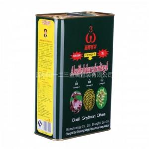 火热直销马口铁罐 食用油罐定制 茶叶油罐亚麻籽油罐来图定制