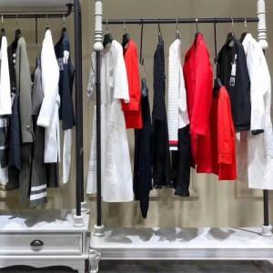 广州三荟龙生 供应精品女士针织衫连衣裙套装系列品牌女装货源