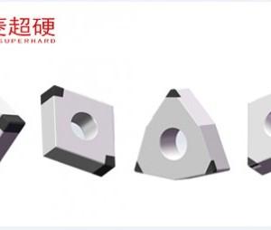加工硬质合金拉丝专用华菱聚晶立方氮化硼PCBN刀具