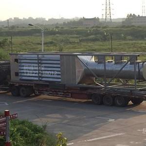 广东垃圾焚烧炉废气处理设备生产厂家,湿式静电除尘器