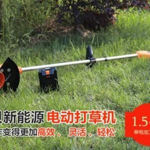 深圳电动园林机械 一贝动力打草机 深圳电动园林工具批发