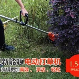 深圳电动园林机械 一贝电动打草机 深圳电动园林工具
