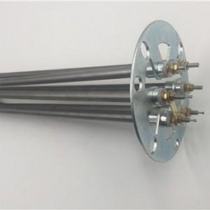 无锡德普思不锈钢法兰电热管水箱电热管