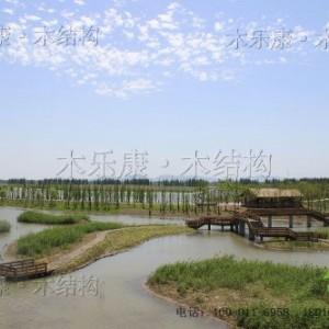 南京休闲旅游木屋别墅群―生态服务站