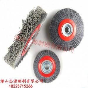 抛光齿轮去毛刺棱角硬质合金钨钢套钻头陶瓷刃口刀具刀片钝化轮刷
