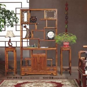 成都唐人坊自贡仿古家具定制定制红木明式餐边柜