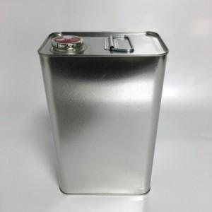 上海旭科4L金属铁罐化工油样罐机油包装桶4kg润滑油铁罐定制