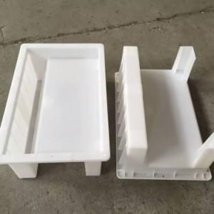 模盒模具塑料制品盛达建材大厂家资质全信誉良好