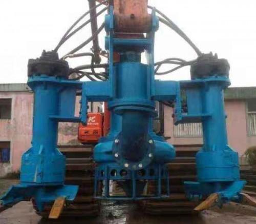 河池国内外各型号挖掘机耐磨油渣泵 抓机耐磨排渣泵那个厂家正规