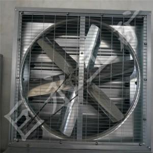厂家供应畜牧养殖负压风机 重锤式大功率抽风机 强力工业排风