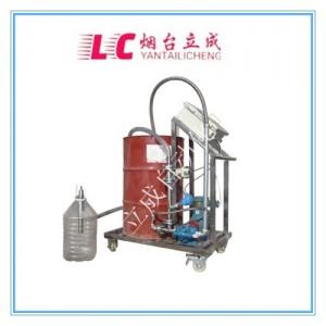 立成液体定量分装大桶计量控制系统