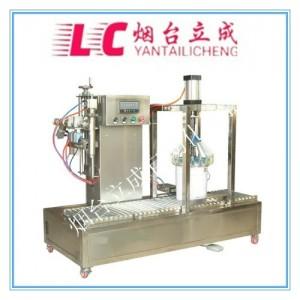 广州液体定量装桶设备-烟台立成
