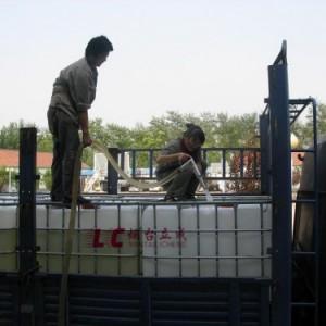 潍坊液体定量装桶设备-烟台立成