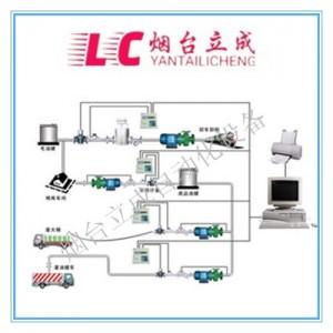 烟台立成YLJ-LC移动式液体定量装桶计量灌装设备多规格定制