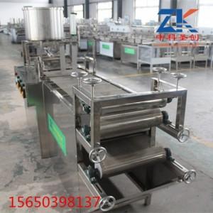 中科圣创机械豆腐皮机 驻马店数控豆腐皮机 豆制品加工设备
