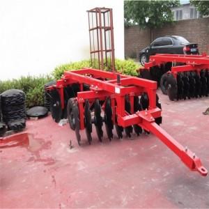 山东1BZ-2.5土壤耕整机械圆盘耙 缺口重型圆盘耙加工生产