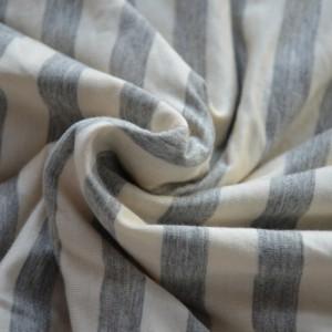 惠源 50s***棉彩棉汗布 氨纶针织面料 柔软舒适服装面料