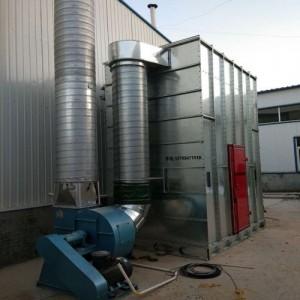 邢台供应袋装除尘环保设备粉末收集设备尘布袋除尘