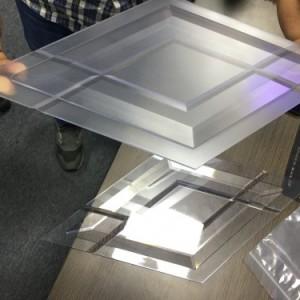 天津透明塑胶PC加工 车灯样板加工 商务车改装配件制作