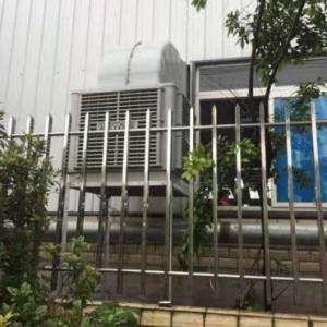 山东塑料制品厂车间降温设备