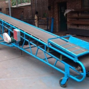 升降皮带输送机食品级玉米装车机皮带机加工制作